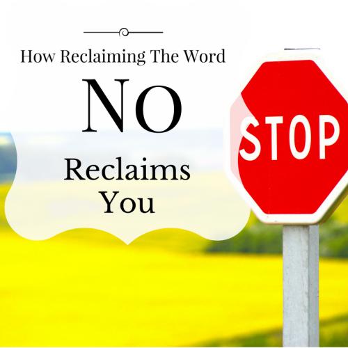 Reclaim No
