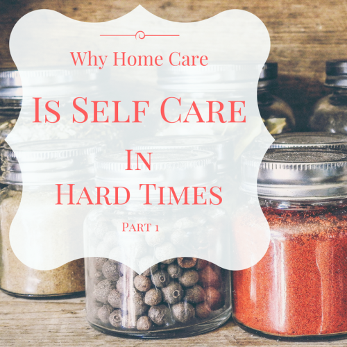 Why Home Care(1)